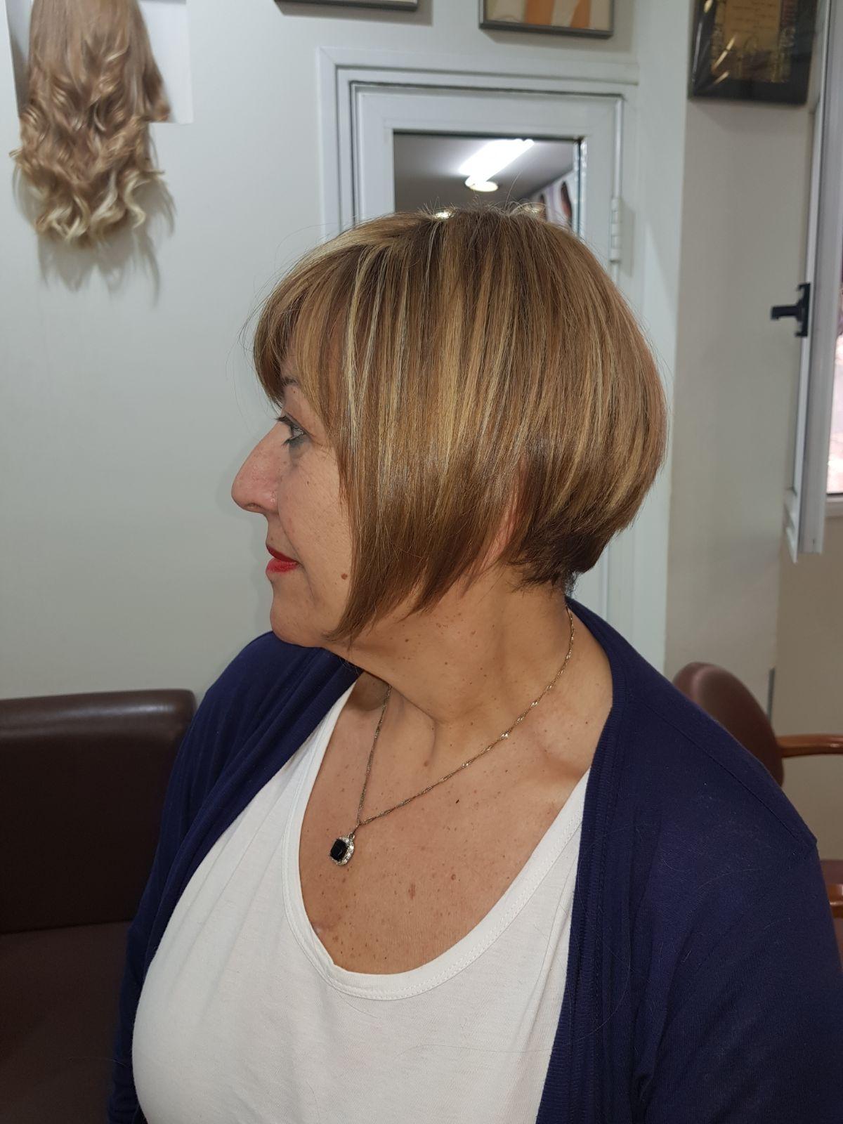 שיער אירופאי